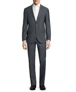 Corneliani | Academy Regular-Fit Mohair Suit