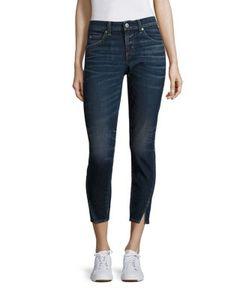 Amo | Twist Skinny Ankle Jeans