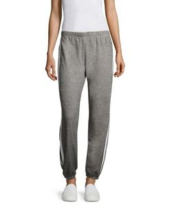 Wildfox | Easy Side Taped Sweatpants