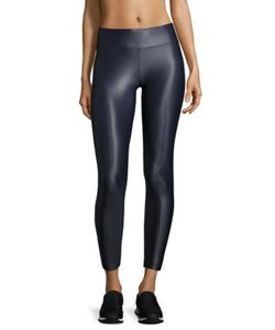 Koral | Lustrous Cropped Leggings