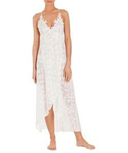 Jonquil | Opal Chiffon Nightgown