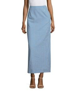 Creatures Of The Wind | Sova Houndstooth Skirt