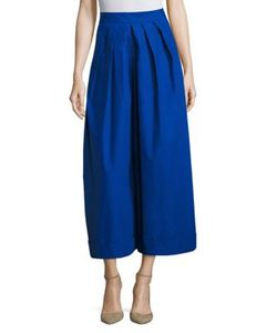 Delpozo | Solid Cropped Pants