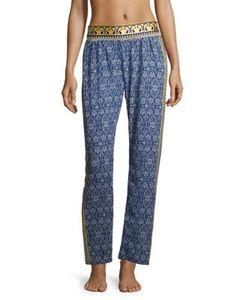 Ondademar | Zinnia Embroidered Pants