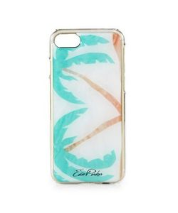 Edie Parker | Palm Trees Iphone Case
