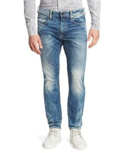 G-Star Raw | Slim-Fit Whisker Jeans