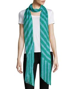Missoni | Fringed Colorblock Scarf