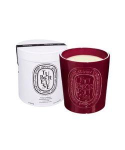 Diptyque | Tubereuse Ceramic Indoor/Outdoor Candle/51.3 Oz.
