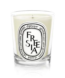 Diptyque | Freesia Scented Candle/6.5 Oz.
