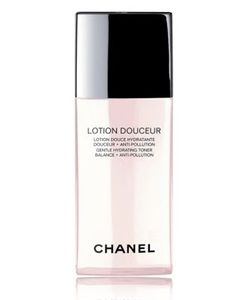 Chanel | Lotion Douceur Gentle Hydrating Toner Balance Anti-Pollution/6.8 Oz.