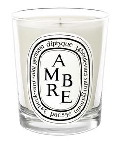 Diptyque | Ambre Candle/6.5 Oz.