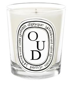 Diptyque | Oud Palao Candle/6.5 Oz.