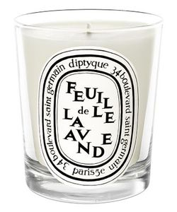 Diptyque   Feuille De Lavande Candle/6.5 Oz.