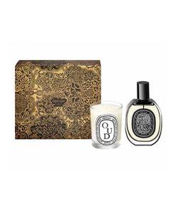 Diptyque | Oud Candle Eau De Parfum Set