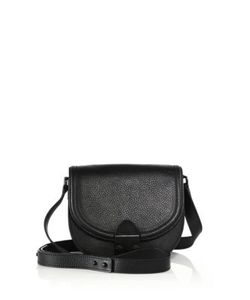 Loeffler Randall | Leather Saddle Bag