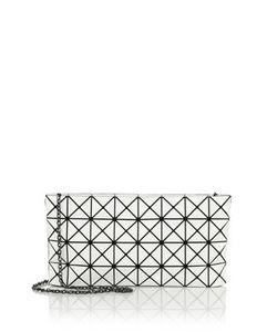 Bao Bao Issey Miyake | Prism Basic Faux Patent Leather Shoulder Bag