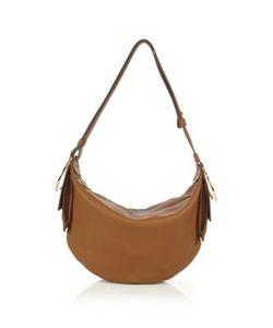 Salvatore Ferragamo | Gancio Bracelet Small Leather Hobo Bag