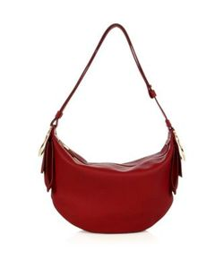 Salvatore Ferragamo | Gancio Bracelet Small Leather Hobo Bag