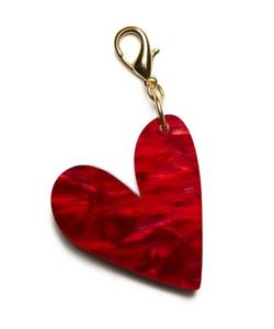 Edie Parker | Heart Charm
