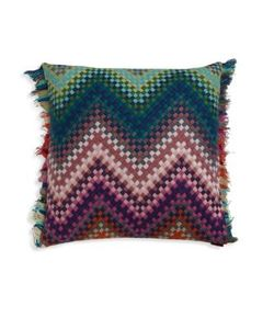 Missoni Home | Patterned Cushion