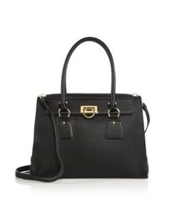 Salvatore Ferragamo | Lotty Medium Satchel