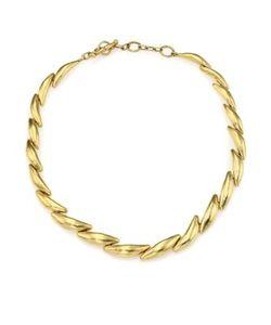 Vaubel | Curved Link Collar Necklace