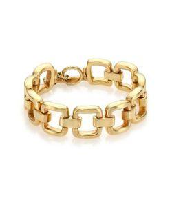 Vaubel | Square Link Bracelet