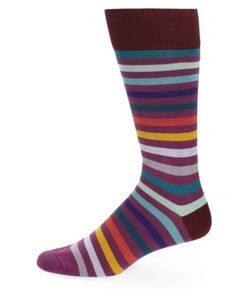 Paul Smith | Twisted Bright Dress Socks