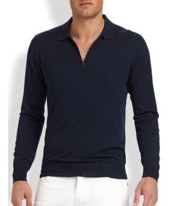 Salvatore Ferragamo   Wool Polo Sweater