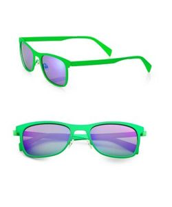 Italia Independent   Metal Sunglasses