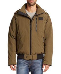 Canada Goose | Borden Fur-Trimmed Puffer Jacket