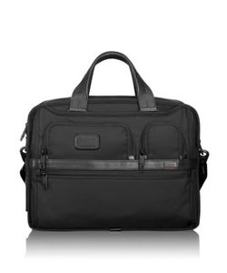 Tumi | Alpha 2 Expandable Organizer Computer Brief Case