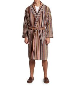 Paul Smith | Multi-Striped Robe