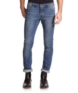 The Kooples | Washed Denim Jeans