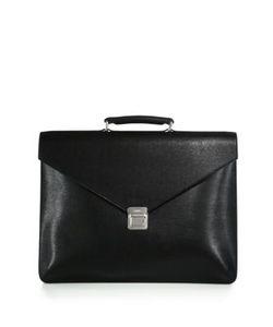 Fendi | Elite Leather Briefcase