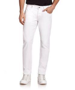 Hudson   Blake Slim Straight-Leg Jeans