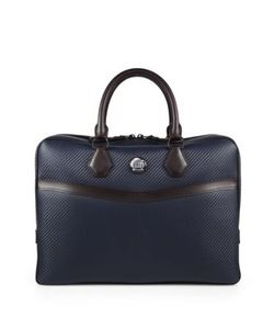 Dunhill | Chassis Leather Briefcase