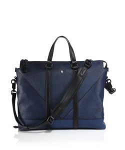 Kenzo | Leather Briefcase