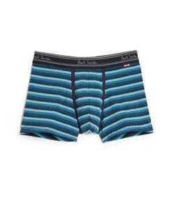 Paul Smith | Multi-Striped Knit Trunks