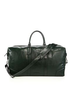 Uri Minkoff | Wythe Perforated Leather Weekender Bag