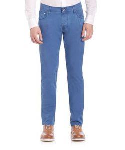 Corneliani | Straight-Fit Denim Jeans