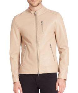 Mackage | Leather Moto Jacket