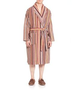 Paul Smith | -Striped Robe