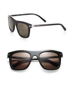Salvatore Ferragamo | 52mm Gancino Wayfarer Sunglasses