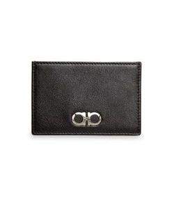 Salvatore Ferragamo | Calfskin Leather Flat Card Case