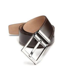 Salvatore Ferragamo | New Real Adjustable Leather Belt