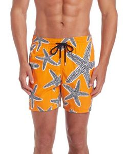 Vilebrequin   Moorea Starlets Drawstring Swim Shorts