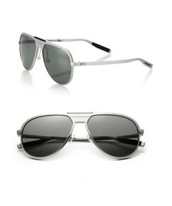 Dior Homme | 136/S 59mm Mirror Aviator Sunglasses