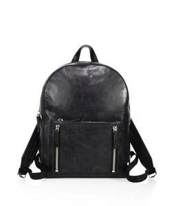 Uri Minkoff | Zippered Leather Backpack