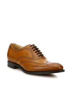 Church's | Office Berlin Wingtip Leather Oxfords